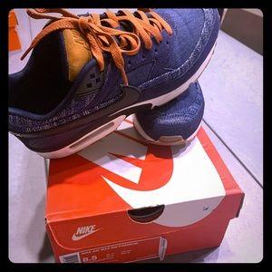 Nike Shoes - Air Max 90 Blue Denim